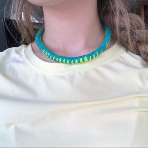 Jewelry - vibrant paracord energy necklace